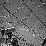Überwachungskameras im Gefängnis