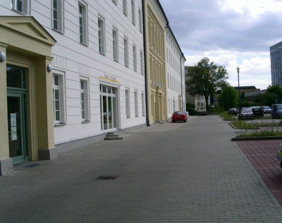 Ärztehaus Uferstraße Frankfurt Oder