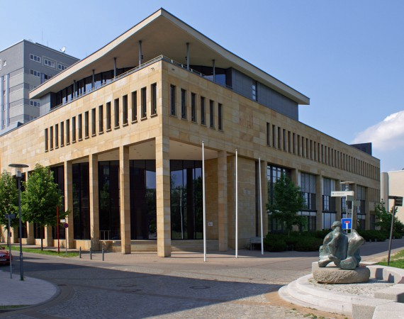 Bundesbank Frankfurt Oder