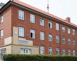 Polizeipräsidium