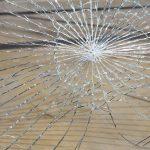 Fensterglas nach Einbruch kaputt