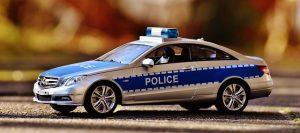 Polizei nach Einbruch