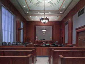 Faelschungssichereit vor Gericht