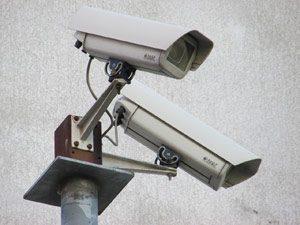 Videoüberwachung - mehrere Kameras